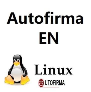 autofirma y linux