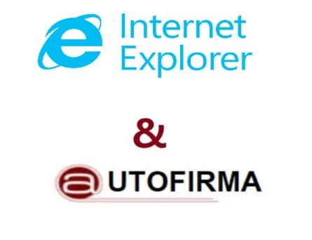 descargar autofirma para internet explorer