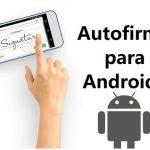 Autofirma para Android