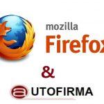 Autofirma en Firefox