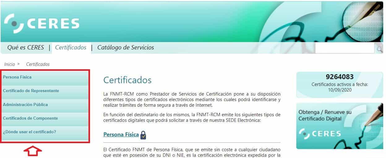 comprobar certificado fnmt