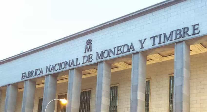 fabrica nacional de moneda y timbre función
