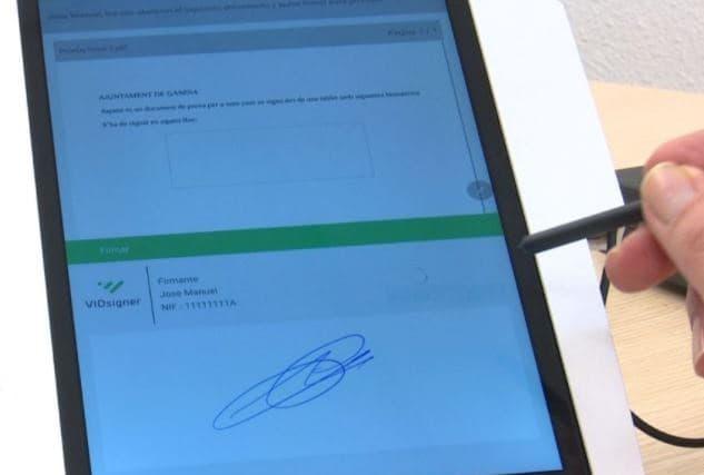 solicitar la firma digital