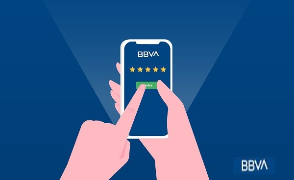 BBVA app para clientes