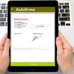 Firma digital en Bankia