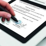 Firma Digital y Firma Manuscrita en un Mismo Documento