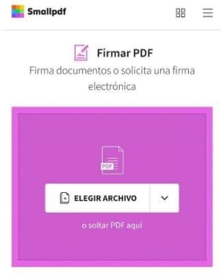 firmar documentos PDF
